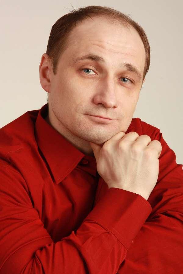 Алексей КАЛТЫГИН - педагог по мастерству актера