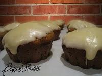 Сливочно-пряный кекс
