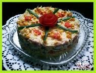 Салат-Торт.