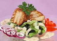 Салат из тунца по-французски