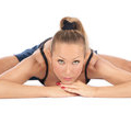 Калланетика- упражнения на растяжку мышц
