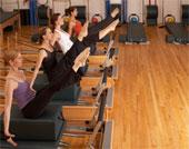 Последовательность упражнений пилатес